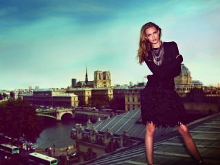 Shopbop Fall 2012 Ad Campaign