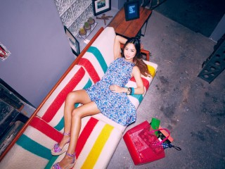 Aimee Song x Marc by Marc Jacobs